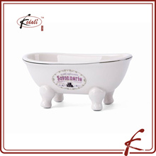 Nouveau design pour la cuvette en céramique à la baignoire avec logo imprimé