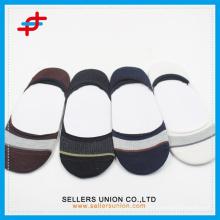 Индивидуальный дизайн мужские невидимые носки оптом