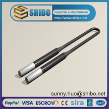 Popular Sale of U Shape Mosi2 Heating Element, Mosi2 Furnace Heater