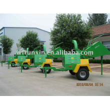 Wood Chipper with diesel engine(CE,ISO cert)