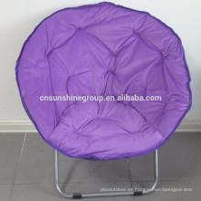 Outdoor Leisure cute moon chair,round chair