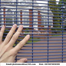 358 Panel pagar Keselamatan Welded Mesh Mesh