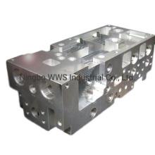 High Precision Hydraulic Manifold by CNC