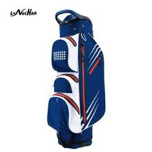 New Style Custom LOGO Golf Bag Design Your Own Waterproof Golf Carts Bag