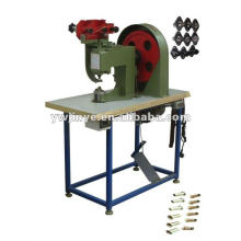 Fixed Double Head Eyeleting Machine