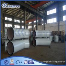 Tubo de aço inoxidável personalizado e de alta pressão (USB3-008)