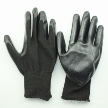 Nitrile Coated Palm Cotton Gloves