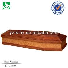 simple cheap cardboard coffin
