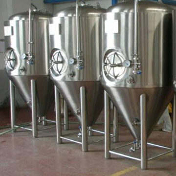 Craft Brewing Beer Cellar Tanks Edelstahl
