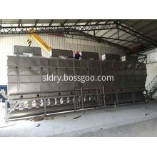 Feed Enzyme Granule Continuous Boiling Dryer