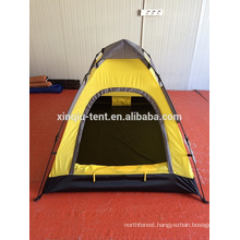 1-2 man automatic pole camping dome tent