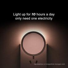 2017 Новый аккумуляторная Датчик движения свет Stick-везде светодиодные ночь свет шаг свет стены
