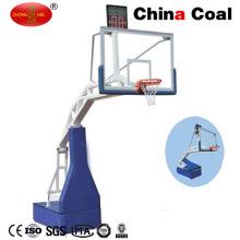Soporte de baloncesto electrohidráulico móvil Ydj-2b