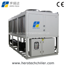 350kw Industrial Commercial Air Cooled Screw Water Chiller