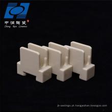 Peças de cerâmica steatite personalizadas