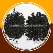 Material de filtro de coque para industria Purificador de agua Fabricante Tratamiento de aguas residuales