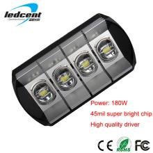 Alta qualidade alumínio-liga LED Tunnel luz 180W