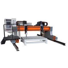 CNC Gantry Flame Plasma Cutting Machine