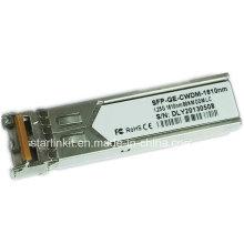 Волоконно-оптический трансивер SFP-Ge-CWDM-1610nm, совместимый с коммутаторами Cisco