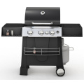 Euro Outdoor 3 Brenner BBQ Gas Grill mit Ce