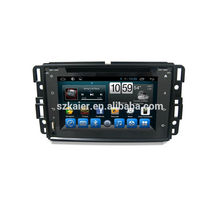 car multimedia system,factory directly !Quad core,GPS,radio,bluetooth for GMC