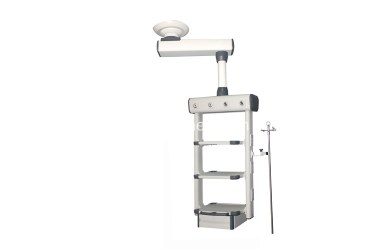 Ceiling manual single arm medical pendant