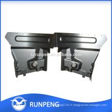 Pièce d'estampage en aluminium de haute qualité