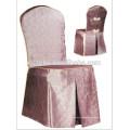 Restaurant ou banquet Couvre-chaise d'occasion Housse de chaise personnalisée de style différent