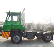 Camión de tractor de terminal 4X2 Vehículo de ingeniería de camión de tractor de Sinotruck HOWO