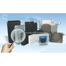 Construction Machinery Brazed Heat Exchanger