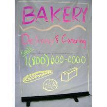 Restaurant Equipment Suppliers LED Advertising chalkboards