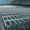 Paneles estándar de rejilla de acero galvanizado