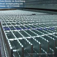 Оцинкованная стальная решетка стандартных панелей
