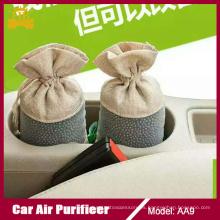 Eliminación de formaldehído coche purificador de aire, purificador de aire casero