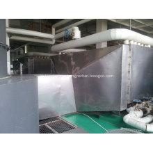 Secador de destello de cobre y sulfato de cobre