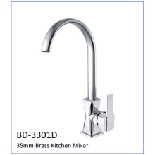 Bd3301d Brass Single Lever Kitchen Faucet 35mm Cartridge