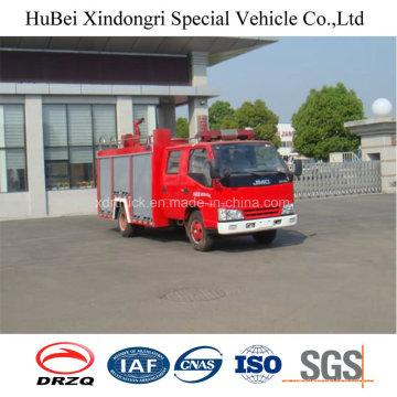 3ton Jmc Water Tank Firefighting Truck Euro 4