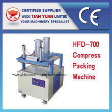 Double Air Cylinder Compress Packing Machine