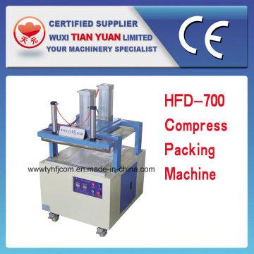 Máquina de embalaje de almohada/cojín/edredón compresa con ISO9001: 2000 certificado de aprobado (HFD-1000)