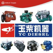 Pieza original del motor yuchai para el cargador de ruedas XCMG