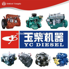 Yuchai engine assembly for YC6M YC6L YC6K YC6A YC4D YC4E YC4F