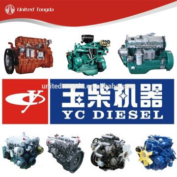 Conjunto de motor Yuchai para YC6M YC6L YC6 YC4A YC4D YC4E YC4F