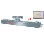 Emballage à vide de santé avec capteur photoélectrique