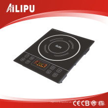 New Design Ultra-Slim Crystal Plates Electric Induction Cooker