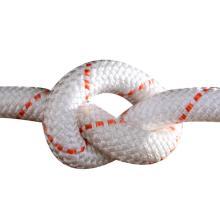 Corde de sécurité de travail à haute altitude pour corde de nylon tissée de 24 mm