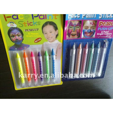 Sportgesichtsfarbe / Körperfarbenstift
