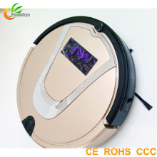 Latest Bagless Cleaner Cleanmate Machine Robot Vacuum Cleaner