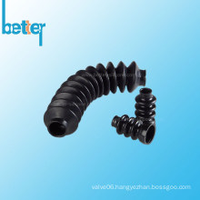 Customized Extruded EPDM Neoprene Dust Boots Rubber Pipe Bellows