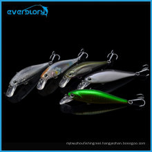Hot Sale Fishing Hard Lures 78mm 9.2g Superior Materials Minnow Bait with French Imports Hooks