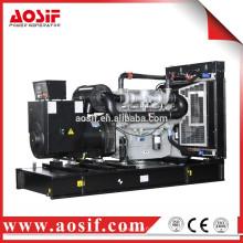 Distribuidores de generadores diesel de 650kva accionados por el motor perkins